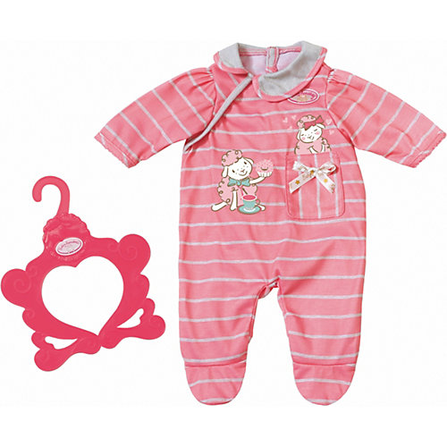 Baby Annabell® Strampler pink | 04001167701263