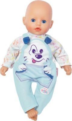 Babypuppen & Zubehör Zapf Creation Baby Born Puppe Kleidung Zweiteiler Cappy Schuhe Turnschuhe rosa