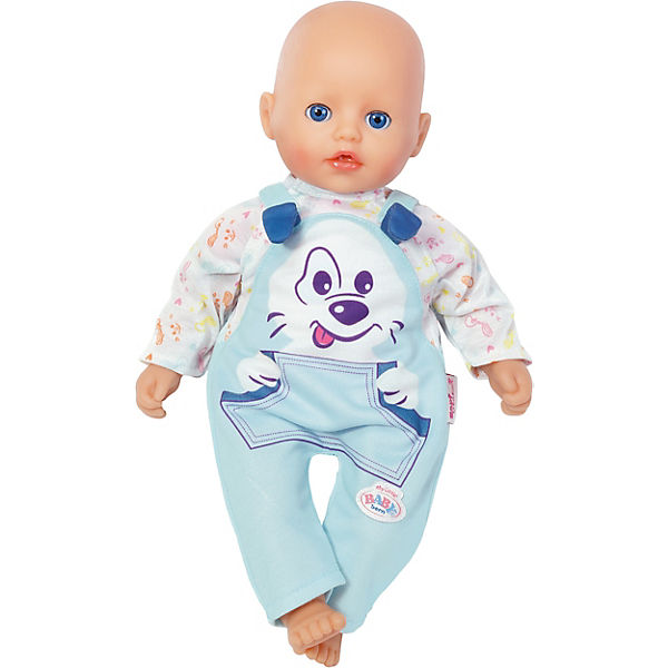 1b121bc21428c1 ... My Little BABY born® Kleidung Blau. Zapf Creation. KLICK FÜR VOLLBILD