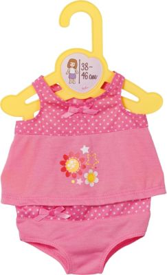 Puppen & Zubehör Kleidung & Accessoires Baby Born Zweiteiler Ostern Schlafanzug Puppenkleidung