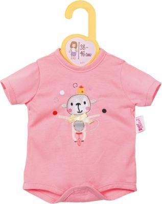 Puppen-Kleid mit T-Shirt sortiert Größe 28-33 cm