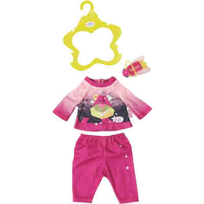 BABY born® Play&Fun Nachtlicht Outfit pink
