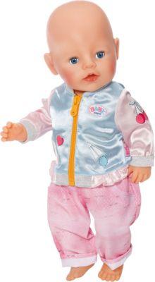 MDF uni lackiert Puppenschrank Jasmin Babypuppen & Zubehör
