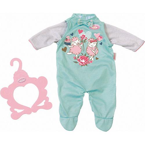 Baby Annabell® Strampler blau | 04001167701256