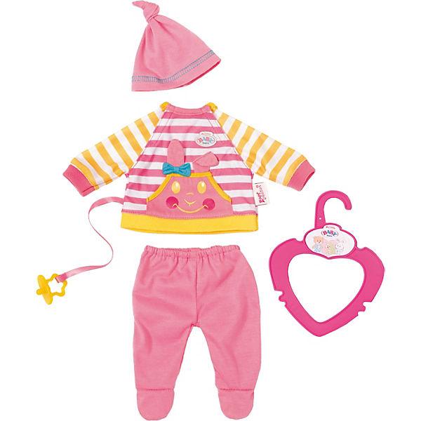 b5ecf26d1f3dce My Little BABY born® Schöne Kleidung Strampler gestreift. Zapf Creation