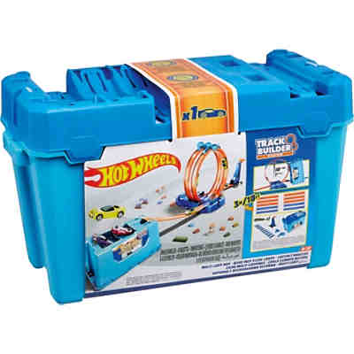 Hot Wheels Track Builder Multi-Looping Box