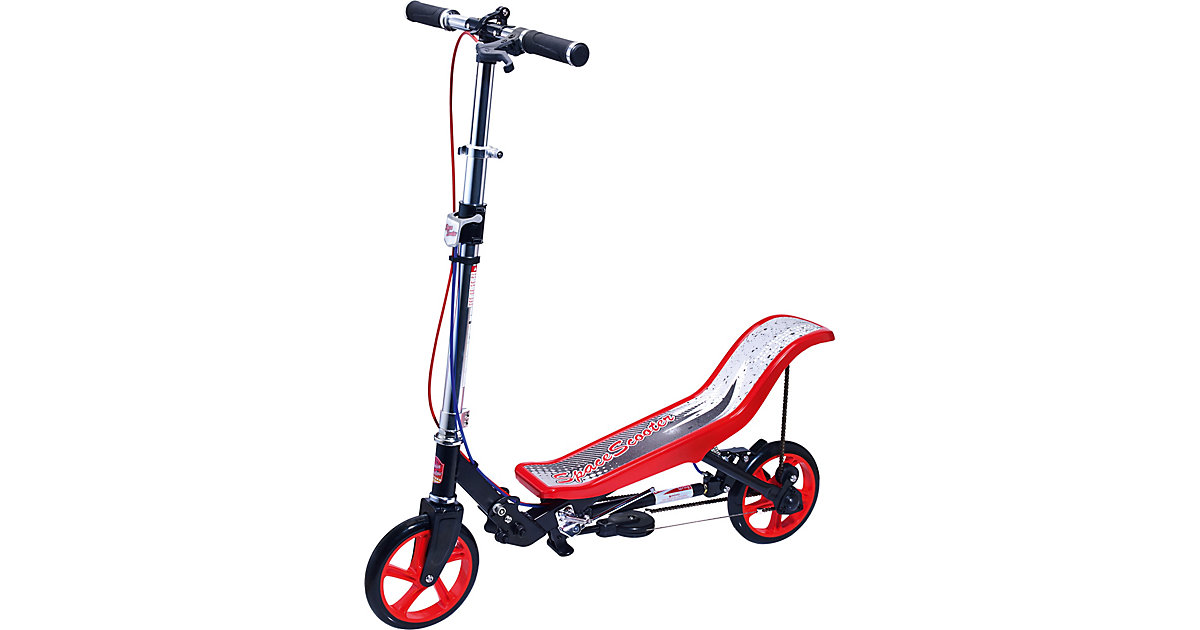Space Scooter · X 590 Deluxe, rot