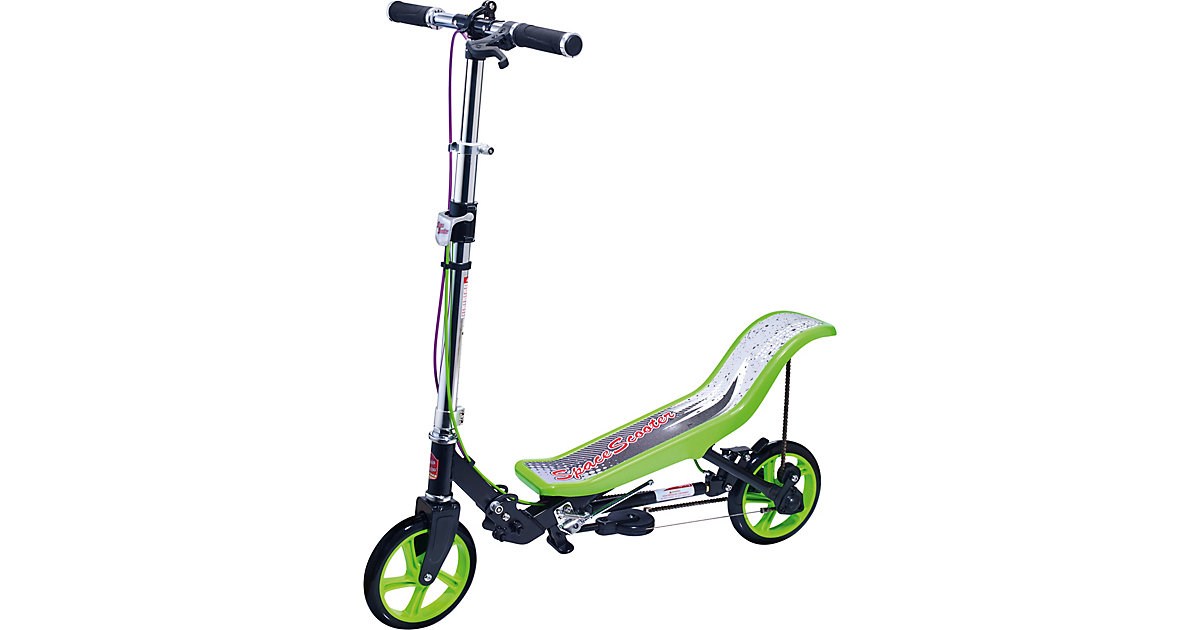 Space Scooter · X 590 Deluxe, grün