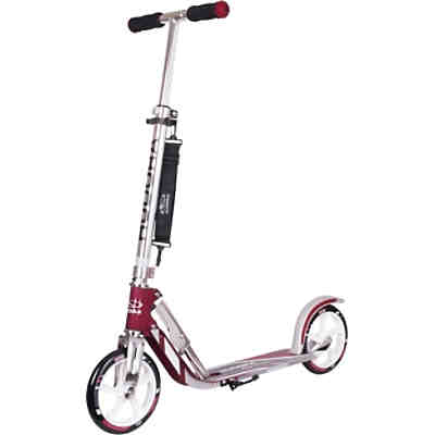 scooter big wheel 205 mm pink schwarz hudora mytoys. Black Bedroom Furniture Sets. Home Design Ideas