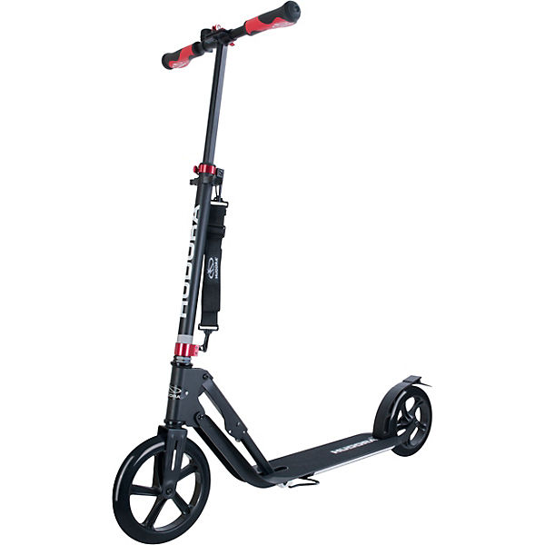 Scooter Big Wheel Style 230, schwarz/rot