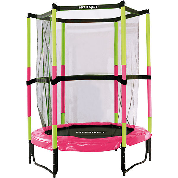 Trampolin Jump In 140, pink