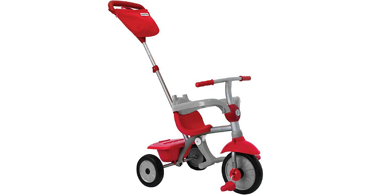 Dreirad Zip Plus, rot