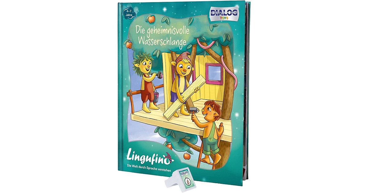 Lingufino Erweiterungs-Set - Die geheimnisvolle...
