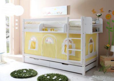 Etagenbett Ticaa Marcel : Ticaa etagenbett marcel kiefer natur motiv amazon küche