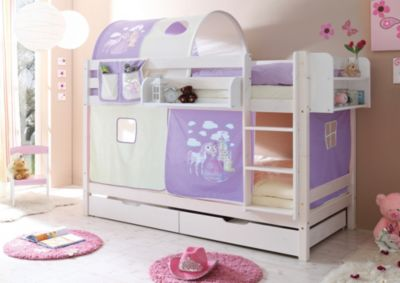 Ticaa Etagenbett Rene : Ticaa etagenbett rene cm günstig kaufen ebay