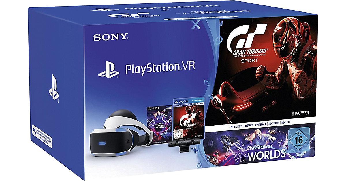 PS4 Sony Playstation VR inkl. Kamera/VR Worlds ...