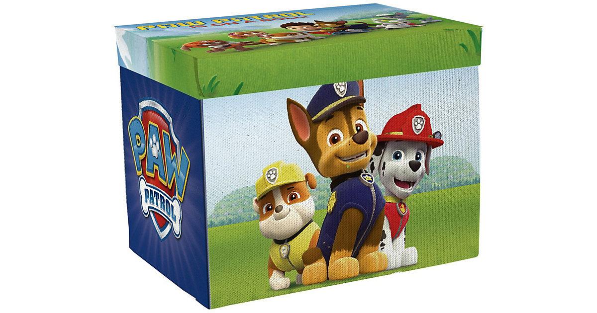 Image of Aufbewahrungsbox mit Spielmatte, PAW Patrol mehrfarbig
