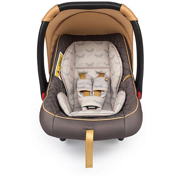 Автокресло Happy Baby Skyler V2, 0-13 кг, коричневый