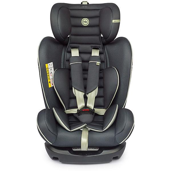 Автокресло Happy Baby Spector, 0-36 кг, коричневый