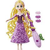 Кукла Disney Princess Рапунцель с набором для укладки