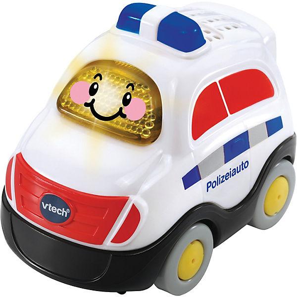 Tut Tut Baby Flitzer - Polizeiauto, Tut Tut Flitzer