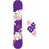"Сноуборд BF snowboards ""Special Lady lipstick"", 142 см"