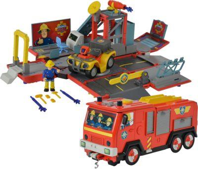 Sam Feuerwehr Einsatzset 1 Stück Film- & TV-Spielzeug