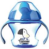 "Поильник Tommee Tippee ""Explora"" Первая чашка от 4 мес, 150 мл, голубой"