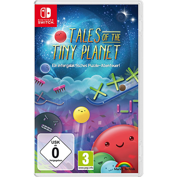 Switch Tales of the Tiny Planet