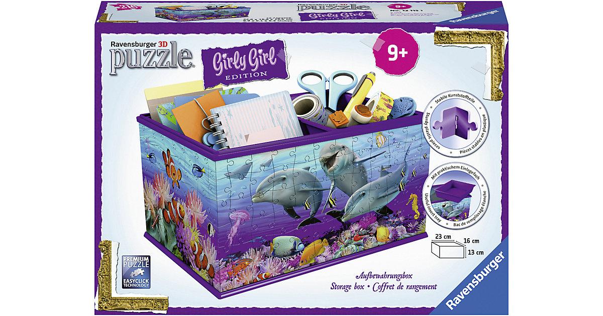 Girly Girl Edition Aufbewahrungsbox Unterwasser...