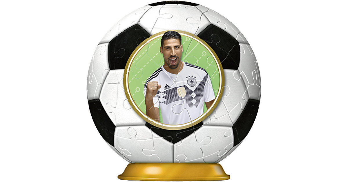 puzzleball® 54 Teile Sami Khedira