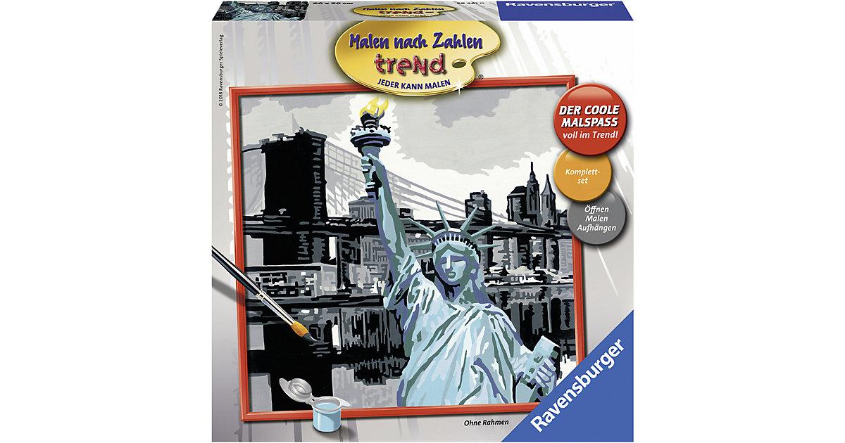 Malen nach Zahlen Einsteigerset New York