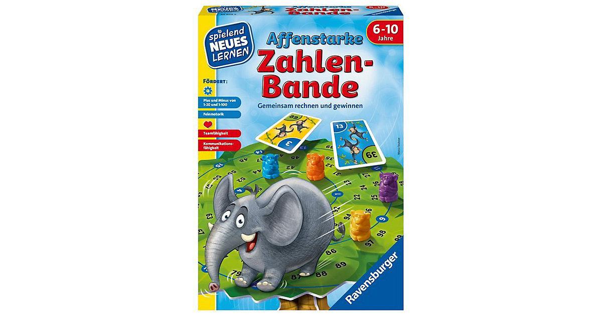 Spielen und Lernen Affenstarke Zahlenbande