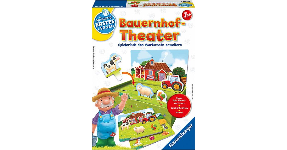 Spielen und Lernen Bauernhof-Theater