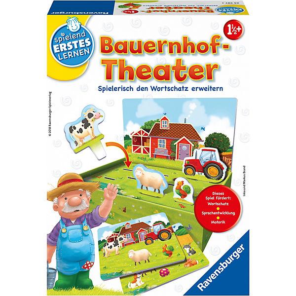 Spielen und Lernen Bauernhof-Theater, Ravensburger