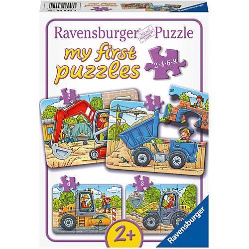 Набор пазлов Ravensburger Строительная техника, 20 элементов от Ravensburger