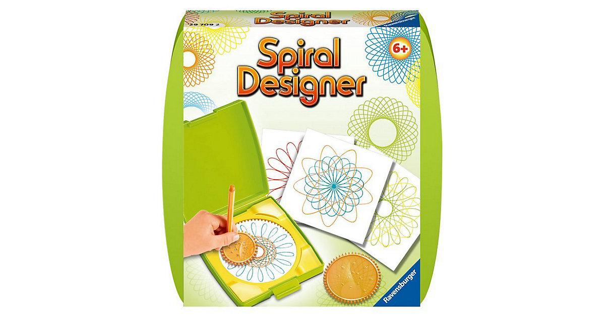 Mini Spiral Designer Grün