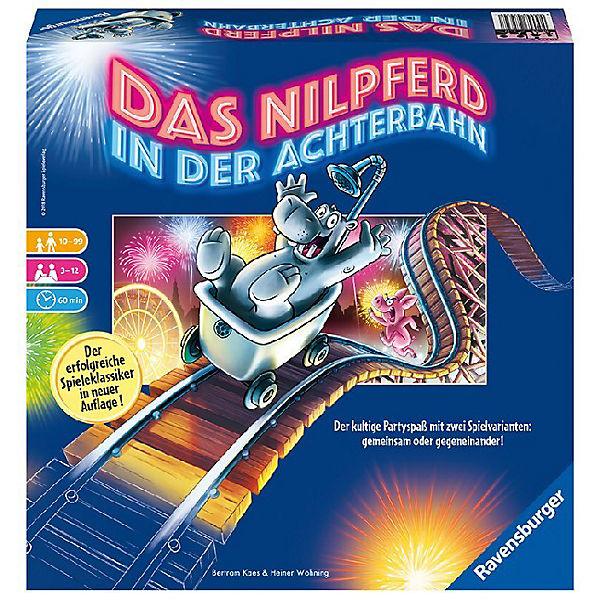 Nilpferd In Der Achterbahn Ravensburger Mytoys