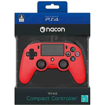 PS4 Controller Color Edition (rot)