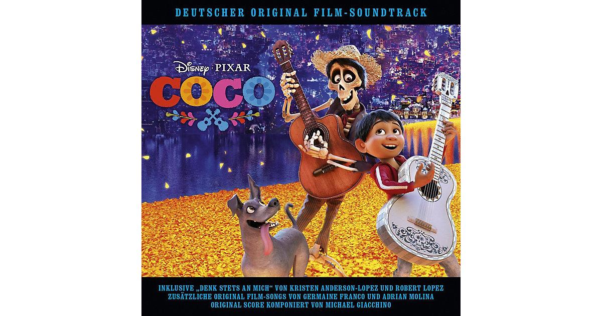 CD Coco - Lebendiger als das Leben (Soundtrack)