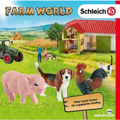 CD Schleich Farm World - CD 1