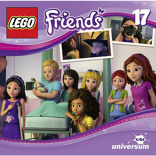 CD LEGO Friends 17