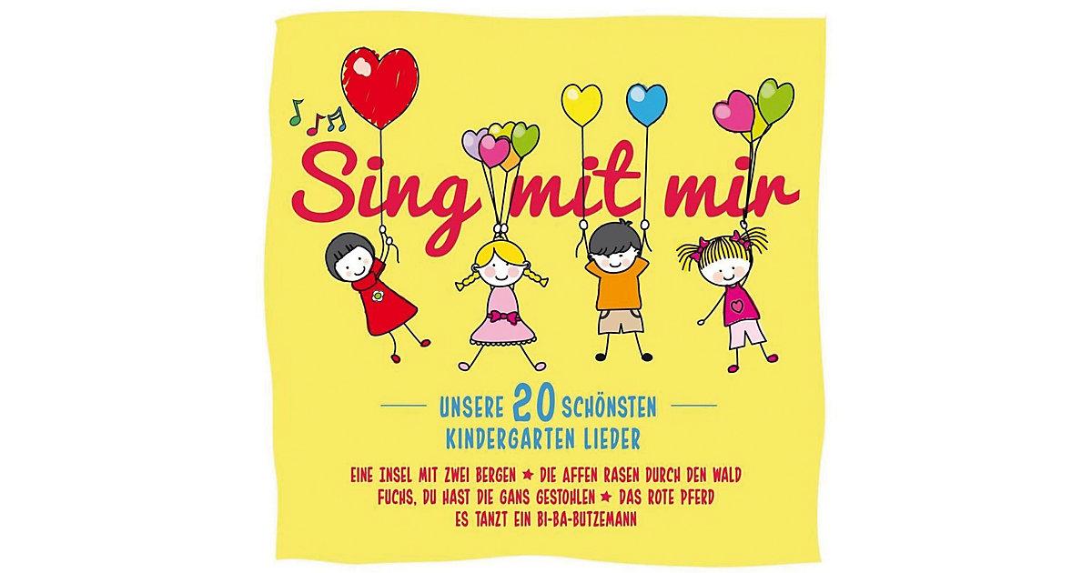 CD Sing mit mir - Unsere schönsten 20 Kindergar...
