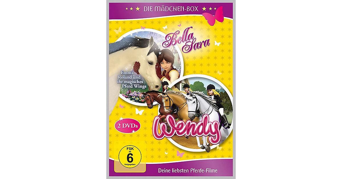 DVD Die Mädchen-Box ´´Bella Sara und Wendy´´ - Deine liebsten Pferde-Filme DVD-Box