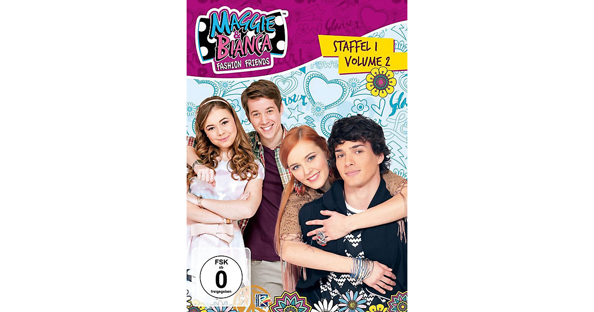 DVD Maggie & Bianca - Fashion Friends - Staffel...