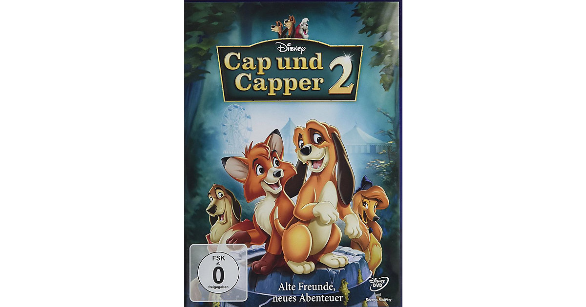 DVD Cap und Capper 2 (ohne SC Branding)