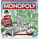 """Настольная игра Hasbro Games """"Классическая монополия"""" (обновленная версия)"""