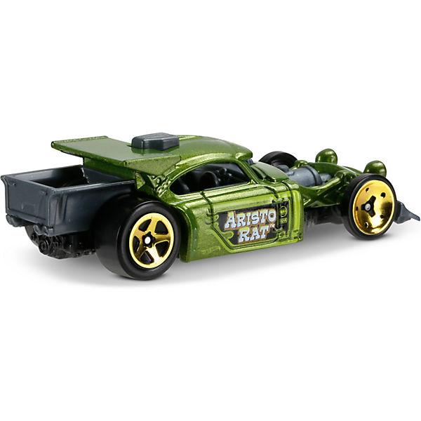 Базовая машинка Hot Wheels, Aristo Rat