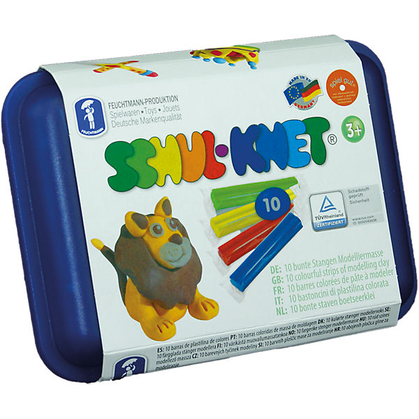 SCHUL-KNET One for Two Box Maxi 10 Stangen, 500 g