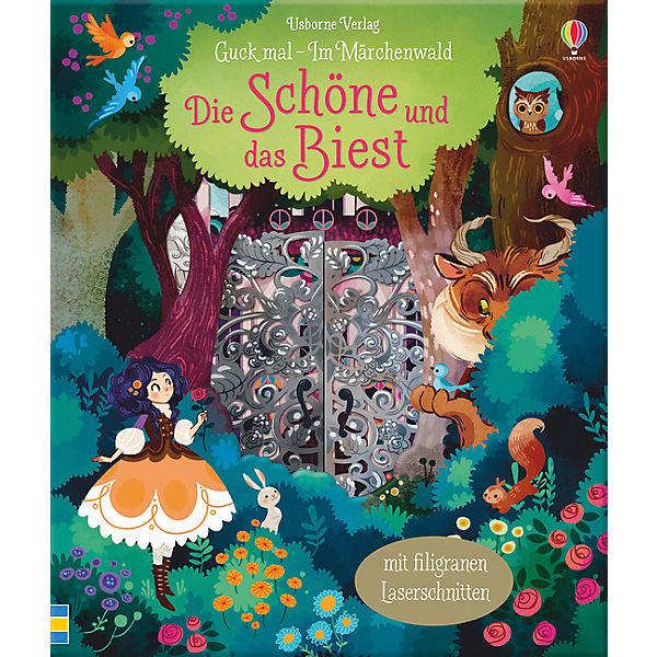 Guck Mal Im Märchenwald Die Schöne Und Das Biest Anna Milbourne